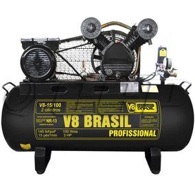 COMPRESSOR-DE-AR-15P-100L-3CV-V8-BR