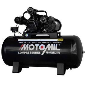 COMPRESSOR-DE-AR-15-PES-175-LITROS-140-LIBRAS-MONOFASICO-3CV-CMW-15-175-MOTOMIL