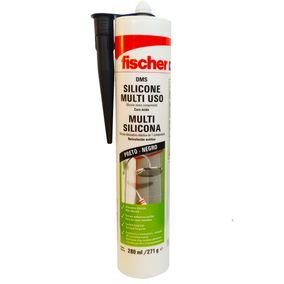 Silicone-Acetico-271gr-preto-Fischer