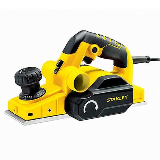Plaina elétrica stpp7502 750w stanley