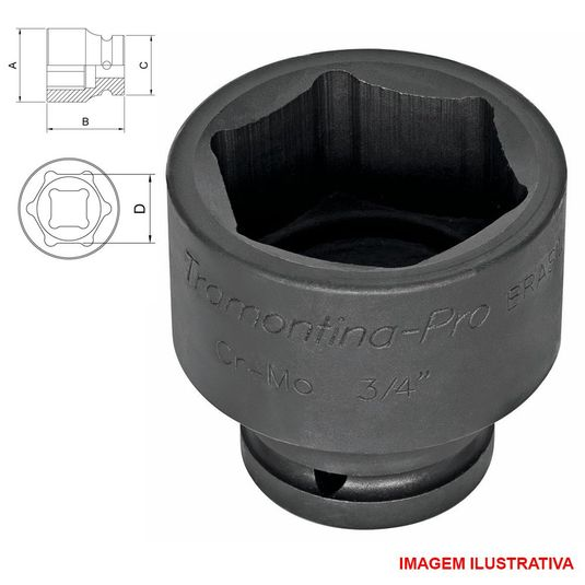 soquete-de-impacto-23-mm---enc.-3-4--44890-123-tramontina-pro