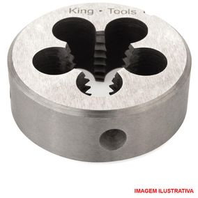 cossinete-aco-rapido-hss--unf--10-32-externo-20mm--kingtools