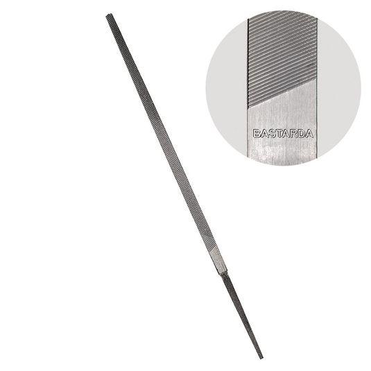 """Lima redonda bastarda 10""""/250mm l105-110 starrett"""