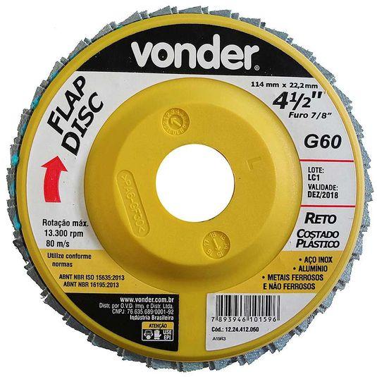 FLAP-DISC-RETO-VONDER-4.1-2-G-60