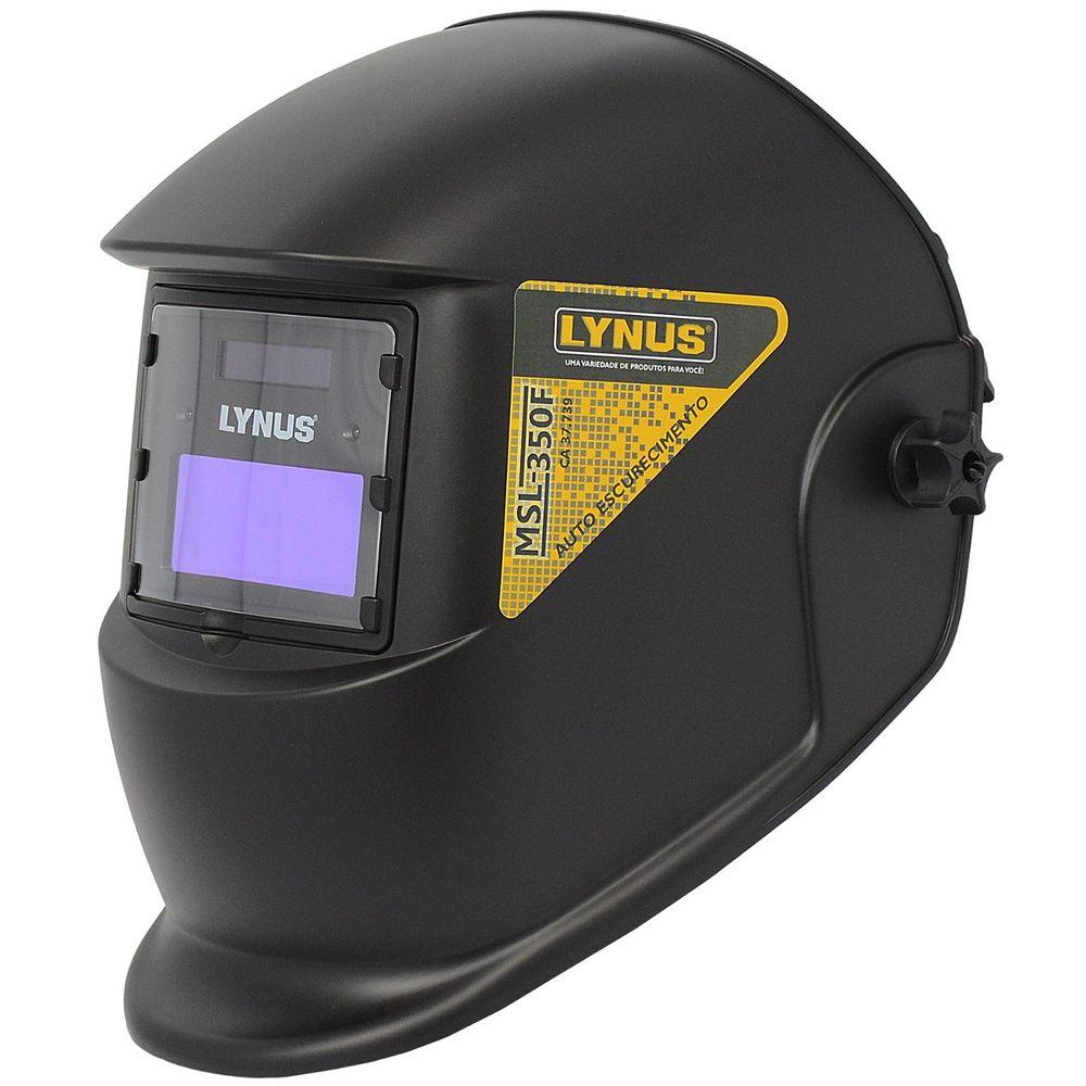 0c4b726720782 Mascara de solda fixa auto escurecimento msl-350f - lynus   CCP Virtual -  ccp