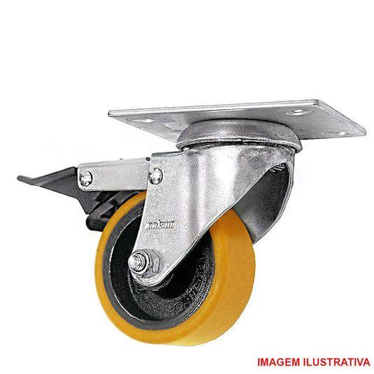 Rodizio-giratorio-com-placa-e-freio-pu-GLP-312pf-Colson