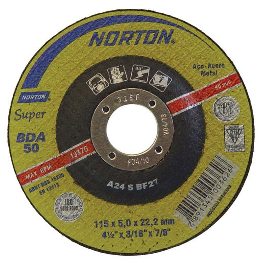 disco-de-desbaste-bda-50---4.1-2--x-3-16--x-7-8--norton