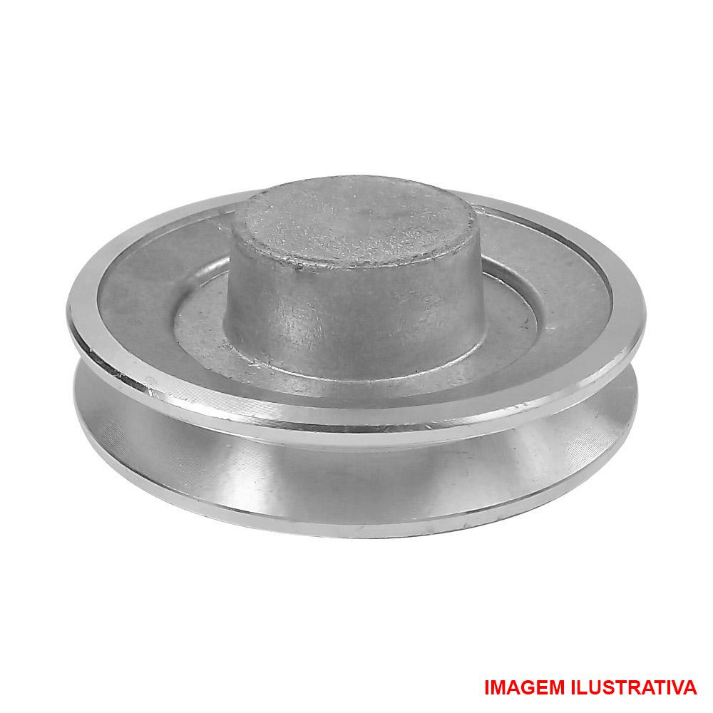 Polia de aluminio 2 a1 canal   CCP Virtual - ccp d2f112132f
