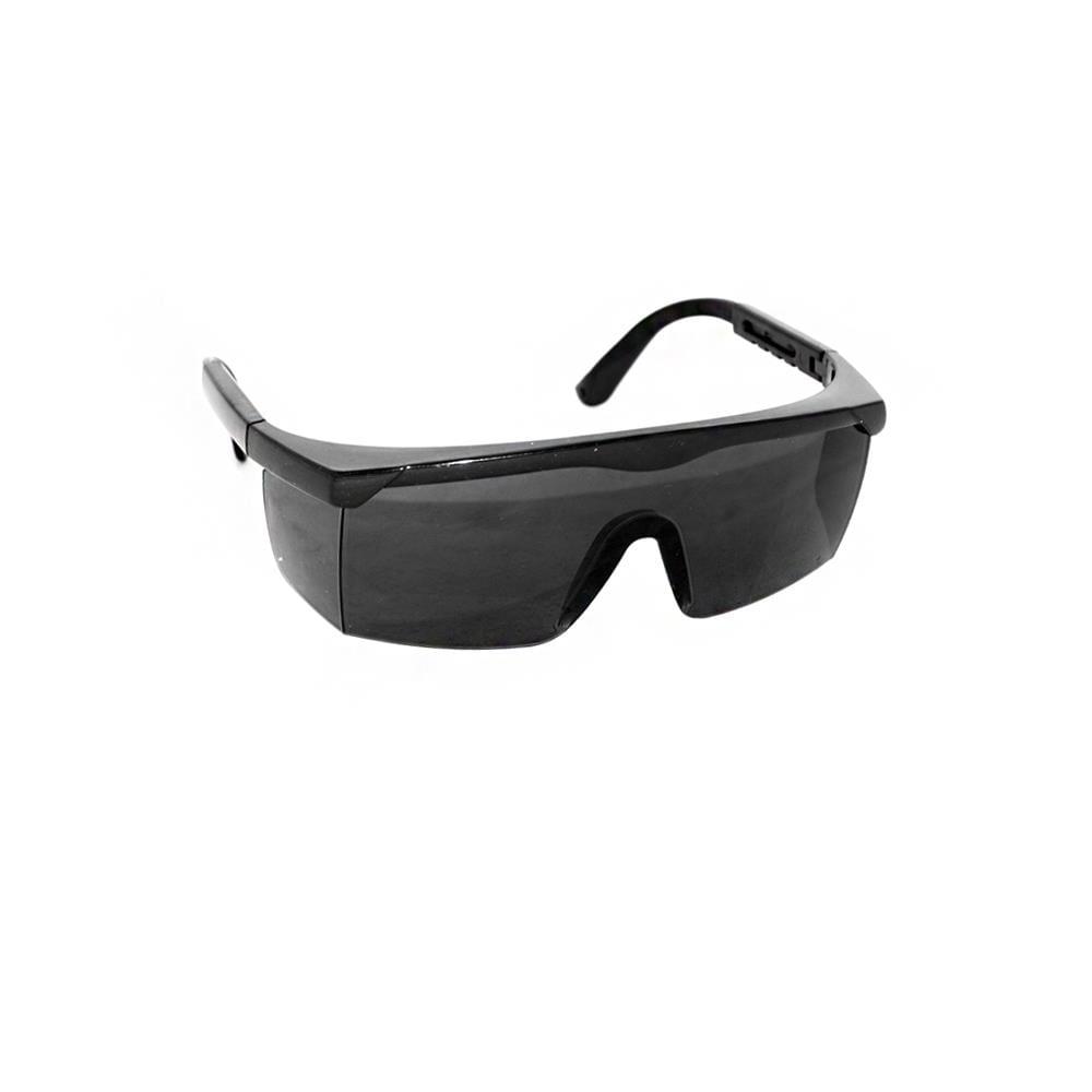 9cb732852e92f Oculos de proteção ss1-c cinza super safety