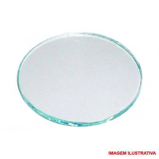 Lente redonda no.6 P/ oculos de solda