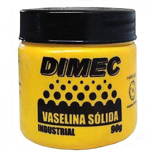 Vaselina sólida 90 gr - dimec