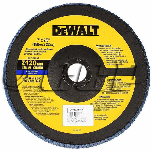 FLAP-DISC-CONICO-DEWALT-7--G-120