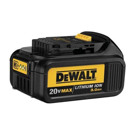 Bateria de lítio 20 volts xr dcb200-b3 3.0 Ah - dewalt