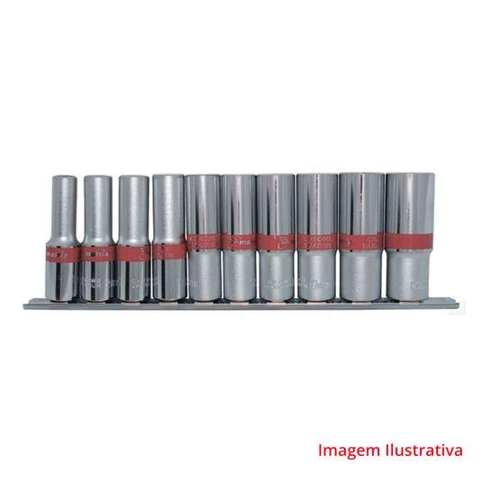Jogo-soquetes-longo-sextavado-encaixe-1-2-10-mtx