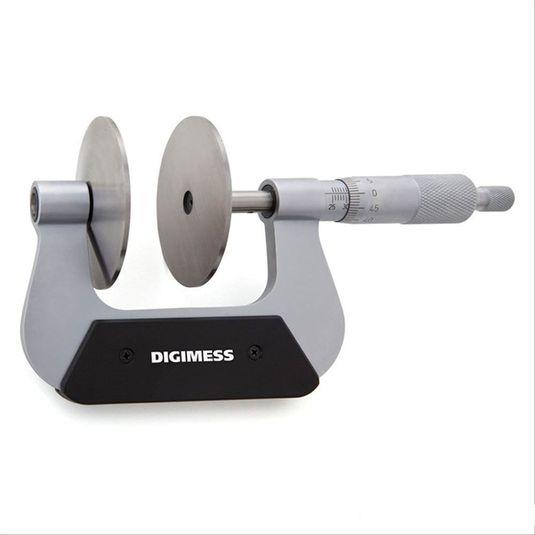 micrometro-externo-medir-espessura-resaltos-75-100mm-digimess-sku51979