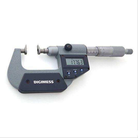 micrometro-externo-digital-medir-espessura-resaltos-dentes-ip54-125-150mm-digimess-sku51993