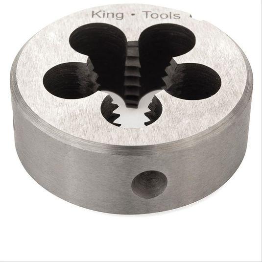cossinete-aco-rapido-hss-bsw-1-4-20-externo-25mm-kingtools-sku8868