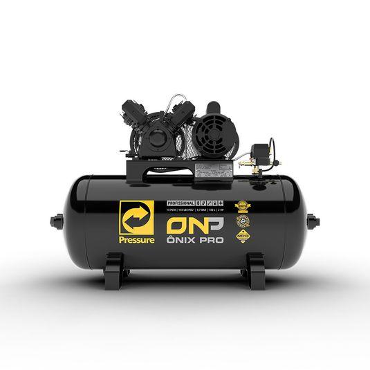 compressor-de-ar-10-pes-100-litros-em-v-on-pro-140-libras-psi-2-hp-trifasico-ip21-110-220v-pressure