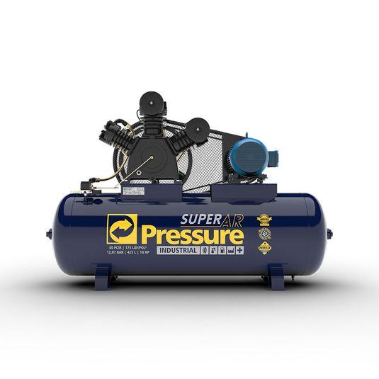compressor-de-ar-40-pes-425l-super-ar-175-libras-psi-10-hp-trifasico-ip55-220-380v-pressure